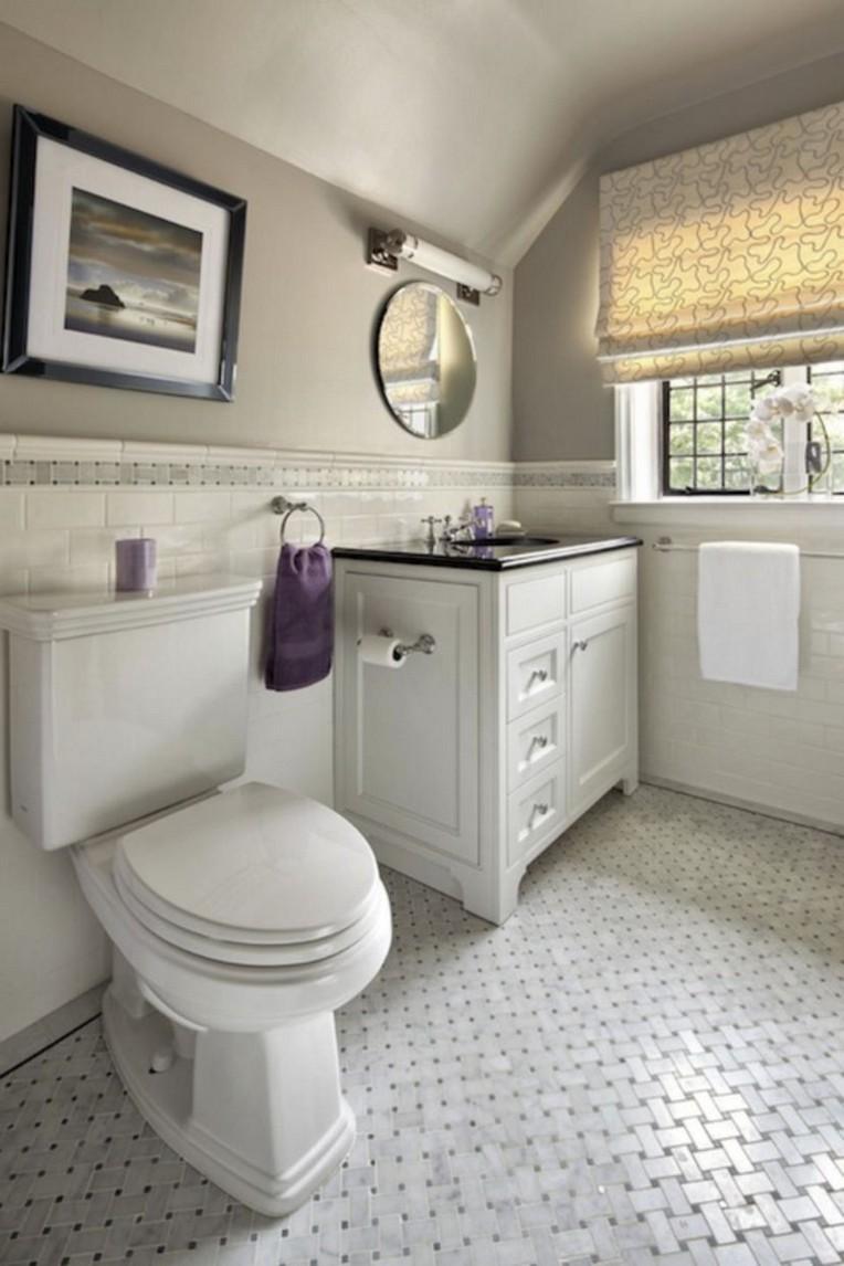 bathroom subway tile designs - 736×1104