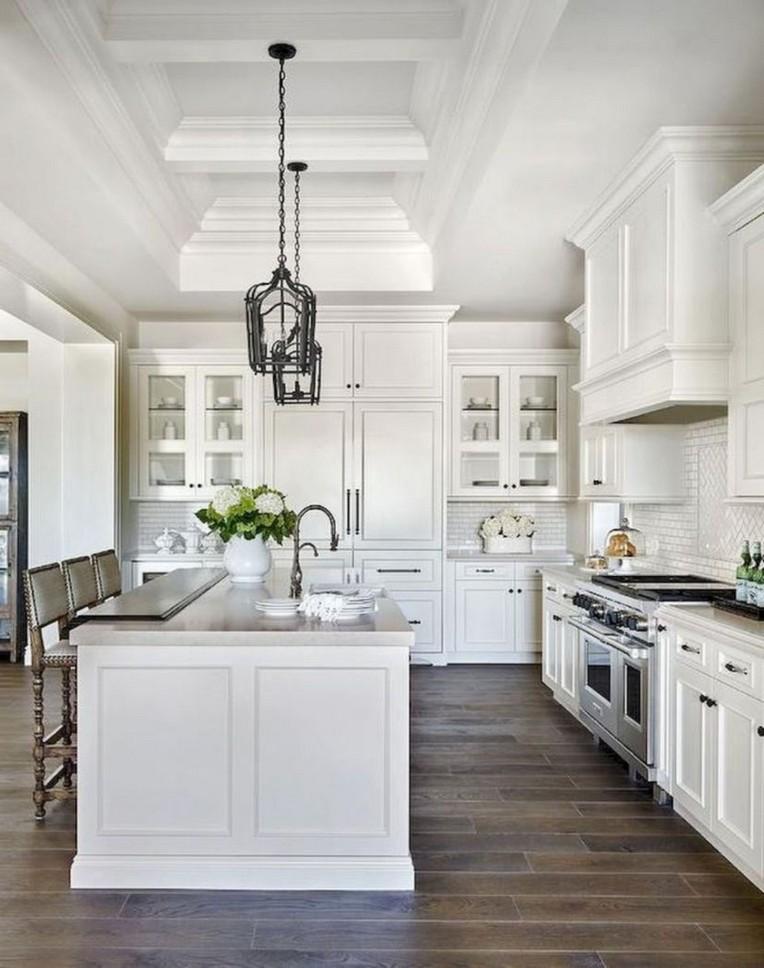 37 Best Farmhouse Kitchen Cabinets Makeover Ideas