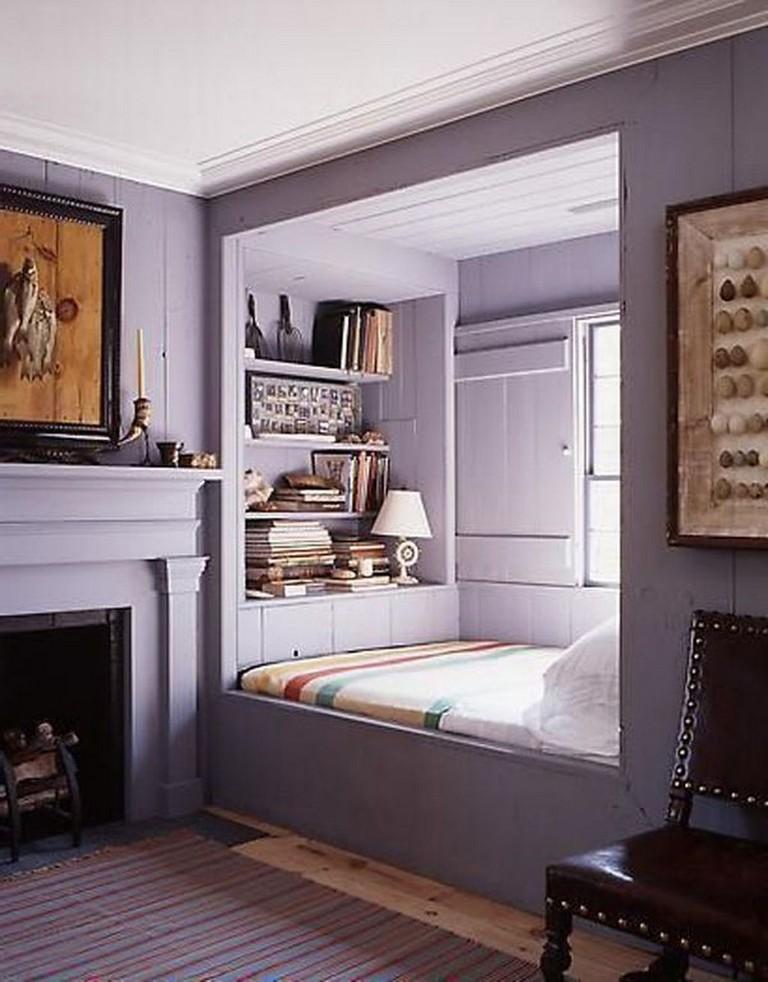 Tiny single bedroom designs