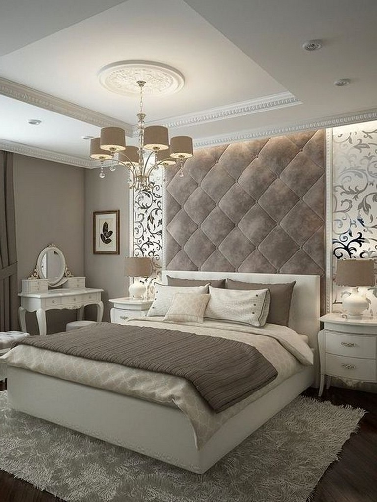 46 cool bedroom interior design ideas with luxury touch