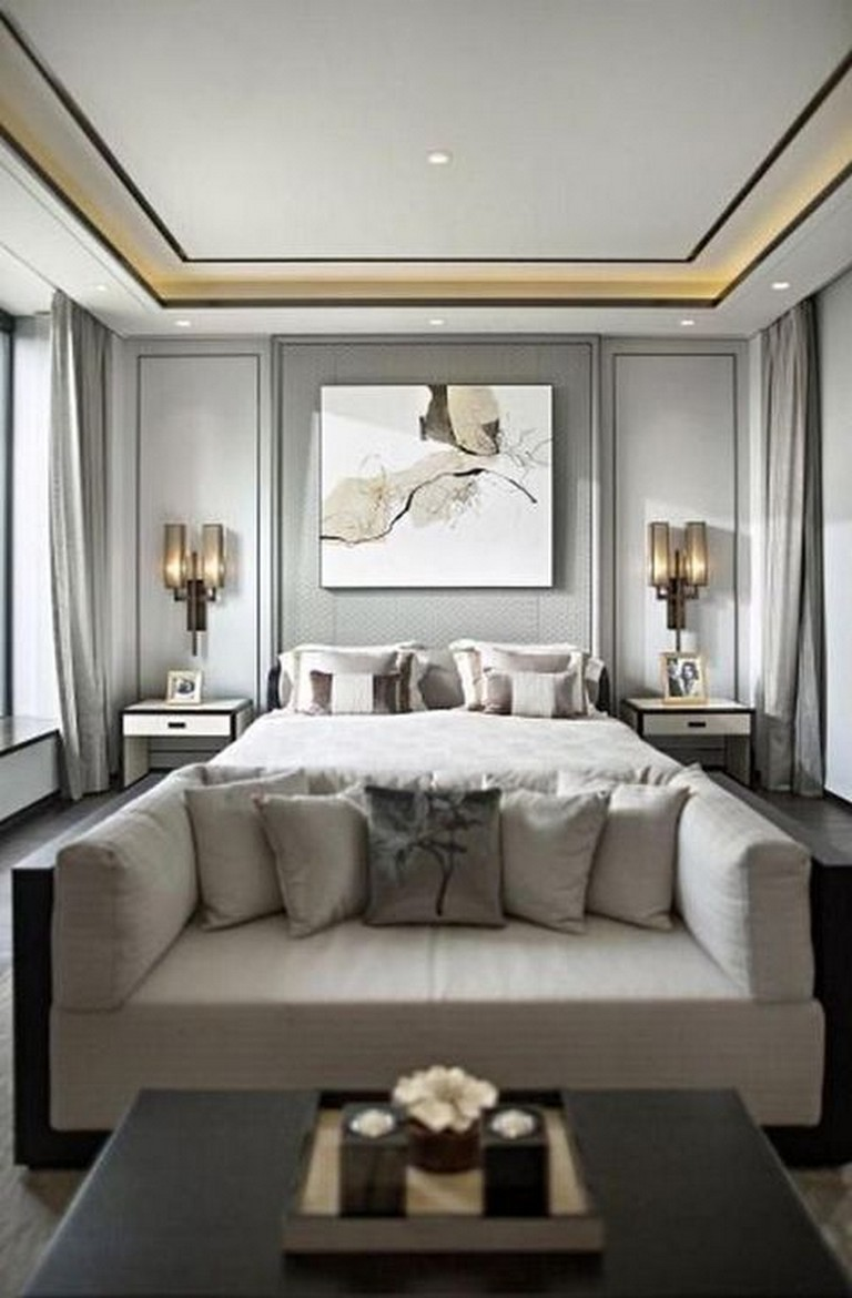 46+ Cool Bedroom Interior Design Ideas With Luxury Touch ...